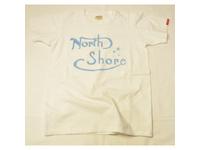 スマートスパイス メンズ プリントTシャツ NORTHSHORE ホワイト