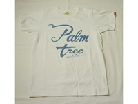 スマートスパイス PALM TEEE PRINT T-SHIRTS WHITE
