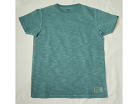 スマートスパイス SLUB CREW NECK S/S TEE SHIRTS ANTIQUE GREEN