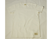 スマートスパイス SLUB CREW NECK S/S TEE SHIRTS OFF WHITE