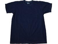 スマートスパイス SMC0170 本藍染クルーネックTシャツ